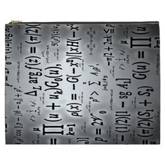 Science Formulas Cosmetic Bag (xxxl)