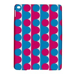 Pink And Bluedots Pattern Ipad Air 2 Hardshell Cases