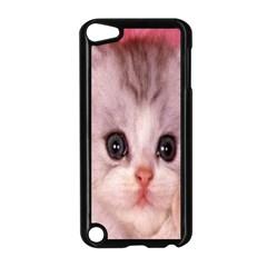 Cat  Animal  Kitten  Pet Apple Ipod Touch 5 Case (black)