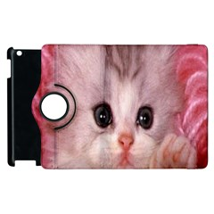 Cat  Animal  Kitten  Pet Apple Ipad 2 Flip 360 Case