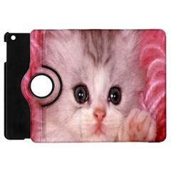 Cat  Animal  Kitten  Pet Apple Ipad Mini Flip 360 Case