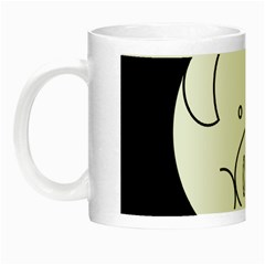 Pig Logo Night Luminous Mugs