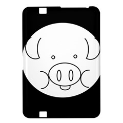 Pig Logo Kindle Fire Hd 8 9