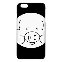 Pig Logo Iphone 6 Plus/6s Plus Tpu Case