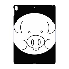 Pig Logo Apple Ipad Pro 10 5   Hardshell Case