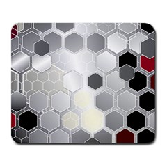 Honeycomb Pattern Large Mousepads