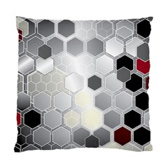 Honeycomb Pattern Standard Cushion Case (two Sides)