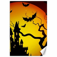 Halloween Night Terrors Canvas 20  X 30