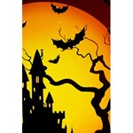 Halloween Night Terrors 5.5  x 8.5  Notebooks Front Cover Inside