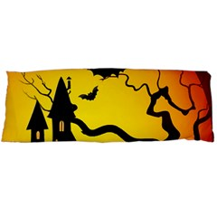 Halloween Night Terrors Body Pillow Case (dakimakura)