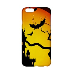 Halloween Night Terrors Apple Iphone 6/6s Hardshell Case