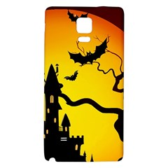 Halloween Night Terrors Galaxy Note 4 Back Case