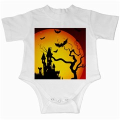 Halloween Night Terrors Infant Creepers