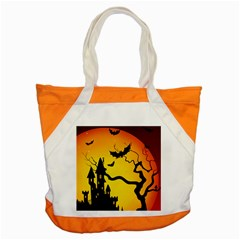 Halloween Night Terrors Accent Tote Bag