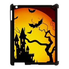 Halloween Night Terrors Apple Ipad 3/4 Case (black)