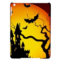 Halloween Night Terrors Ipad Air Hardshell Cases