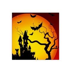 Halloween Night Terrors Satin Bandana Scarf