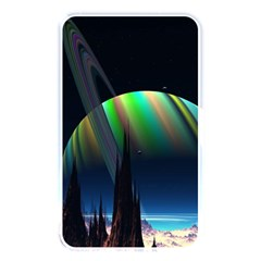 Planets In Space Stars Memory Card Reader