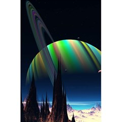 Planets In Space Stars 5 5  X 8 5  Notebooks