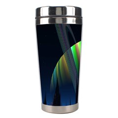 Planets In Space Stars Stainless Steel Travel Tumblers