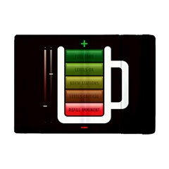 Black Energy Battery Life Apple Ipad Mini Flip Case