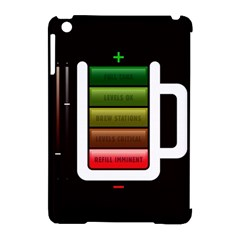Black Energy Battery Life Apple Ipad Mini Hardshell Case (compatible With Smart Cover)