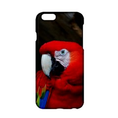 Scarlet Macaw Bird Apple Iphone 6/6s Hardshell Case