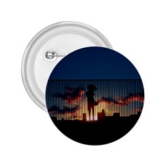 Art Sunset Anime Afternoon 2 25  Buttons