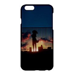 Art Sunset Anime Afternoon Apple Iphone 6 Plus/6s Plus Hardshell Case