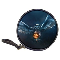 Owl And Fire Ball Classic 20 Cd Wallets