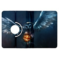Owl And Fire Ball Kindle Fire Hdx Flip 360 Case