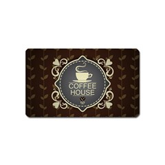 Coffee House Magnet (name Card)