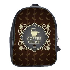 Coffee House School Bags(large)
