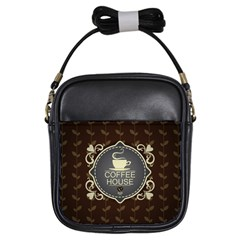 Coffee House Girls Sling Bags