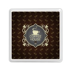 Coffee House Memory Card Reader (square)