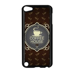 Coffee House Apple Ipod Touch 5 Case (black)