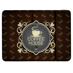 Coffee House Samsung Galaxy Tab 7  P1000 Flip Case