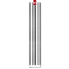 Barcode Pattern Large Book Marks