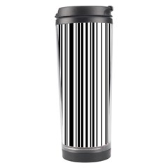 Barcode Pattern Travel Tumbler