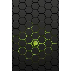 Green Android Honeycomb Gree 5 5  X 8 5  Notebooks