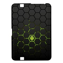 Green Android Honeycomb Gree Kindle Fire Hd 8 9