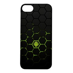Green Android Honeycomb Gree Apple Iphone 5s/ Se Hardshell Case