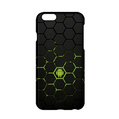 Green Android Honeycomb Gree Apple Iphone 6/6s Hardshell Case