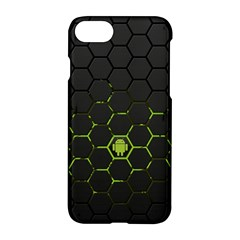 Green Android Honeycomb Gree Apple Iphone 7 Hardshell Case