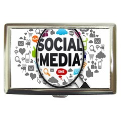 Social Media Computer Internet Typography Text Poster Cigarette Money Cases