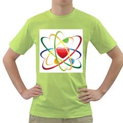 Love Green T Shirt