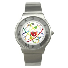 Love Stainless Steel Watch