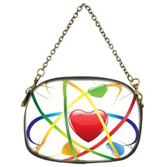Love Chain Purses (one Side)