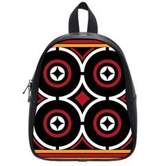 Toraja Pattern Ne limbongan School Bags (small)