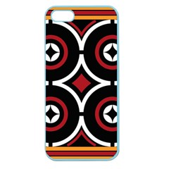 Toraja Pattern Ne limbongan Apple Seamless Iphone 5 Case (color)